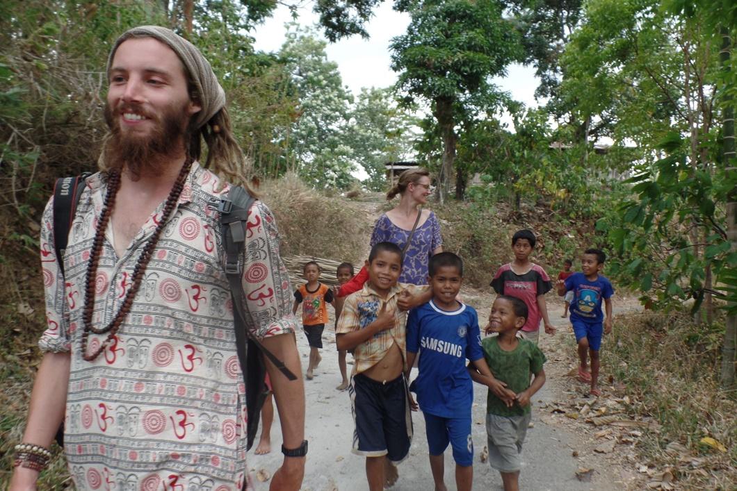 Travelblog 18 Lubuanbajo Ruteng Bajawa Flores Indonesia Tej
